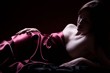 glamuor and boudoir photography